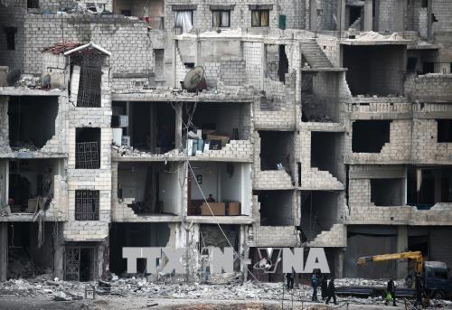 联合国呼吁延长叙利亚停火时间 - ảnh 1