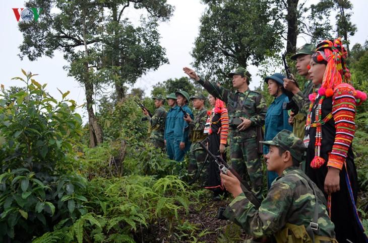 越南边防部队传统日59周年纪念活动举行 - ảnh 1