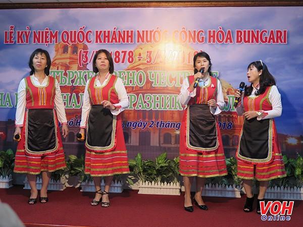 保加利亚国庆纪念仪式在胡志明市举行 - ảnh 1
