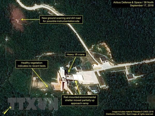 联合国呼吁抓住机会推动朝鲜半岛无核化 - ảnh 1