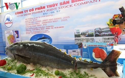 新年之初越南农林水产品出口旺盛 - ảnh 1