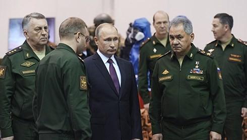 俄罗斯迈上新征程 - ảnh 2