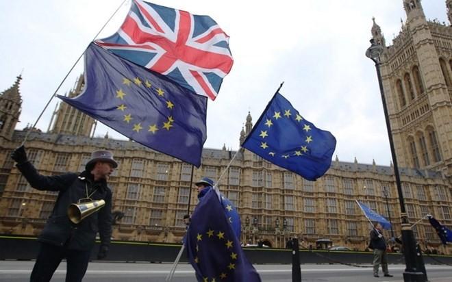 英国脱欧问题:英国和欧盟达成脱欧过渡期协议 - ảnh 1
