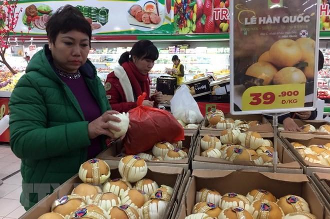 2017年韩国中小企业对越南出口猛增 - ảnh 1