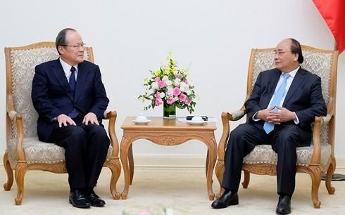越南重视与日本的经济合作 - ảnh 1