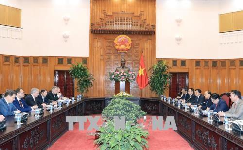 越南愿为白俄罗斯企业在越经营投资创造便利条件 - ảnh 1