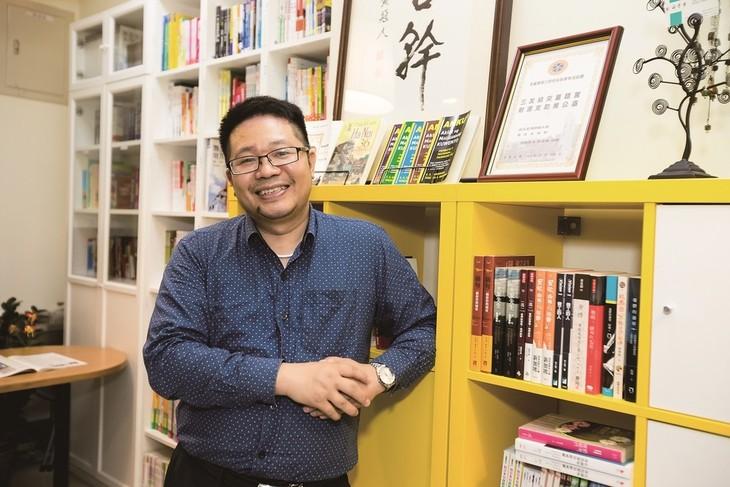 让越南语走进台湾社会的就谛学堂 - ảnh 1