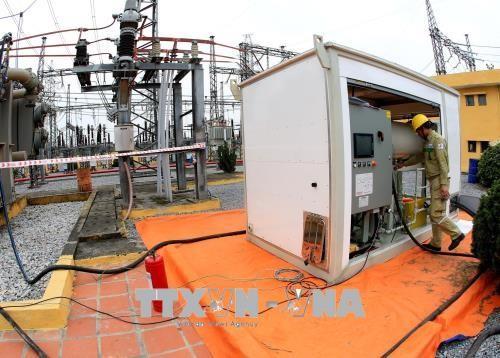 德国政府协助越南应用智能电网 发展可再生能源 - ảnh 1