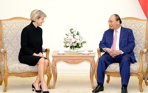 推动越南和澳大利亚多个领域的关系深入发展 - ảnh 1