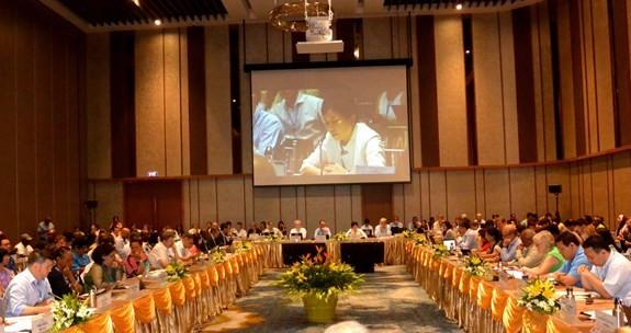 全球环境基金第六届成员国大会举行 - ảnh 1