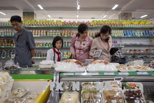 朝鲜媒体呼吁该国人民收紧开支 - ảnh 1
