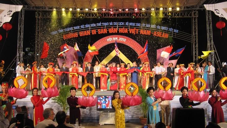 越南积极落实东盟文化与社会共同体目标计划 - ảnh 1