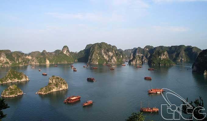 越南旅游:广宁省旅游给国内外游客留下美好印象 - ảnh 1