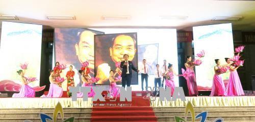 广平省各级团组织举行关于武元甲大将的传统生活会 - ảnh 1
