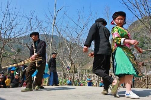 独立节——赫蒙族同胞的团圆节 - ảnh 2