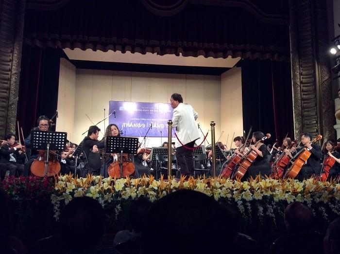 庆祝第9次越南音乐日的精彩艺术活动在河内举行 - ảnh 1
