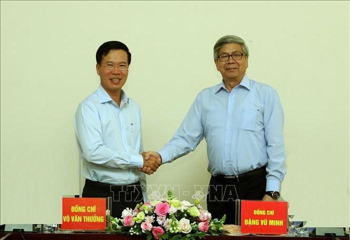 越南科技协会联合会发展咨询、社会论证和社会鉴定活动 - ảnh 1
