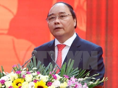 阮春福任越南电子政务国家委员会主席 - ảnh 1