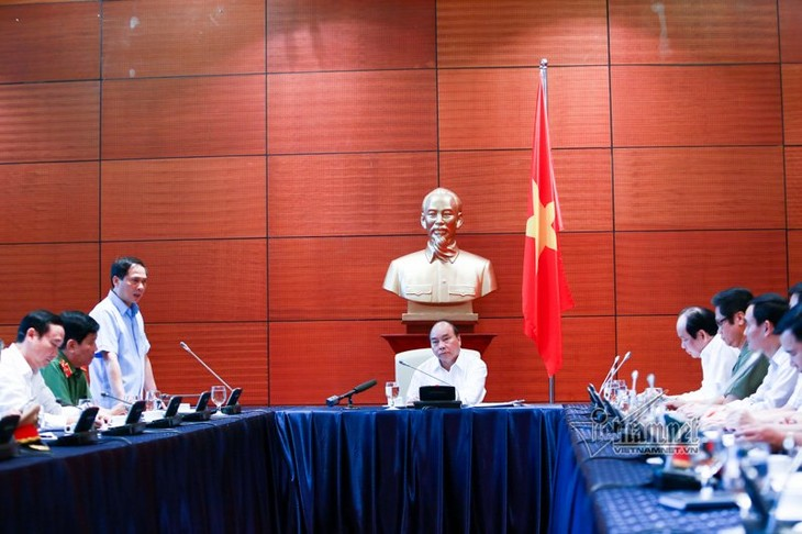 越南与2018世界经济论坛东盟峰会:随时进入融入国际新阶段 - ảnh 1