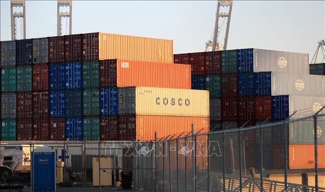 OECD警告贸易紧张威胁全球经济增长 - ảnh 1
