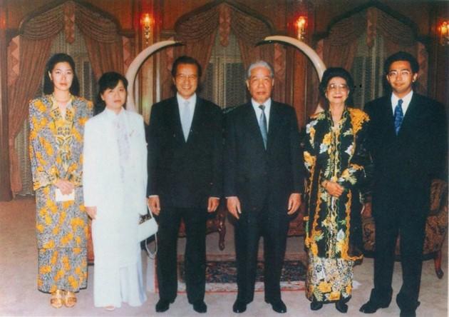 原越南共产党中央委员会总书记杜梅与世界多国领导人的资料图片 - ảnh 13