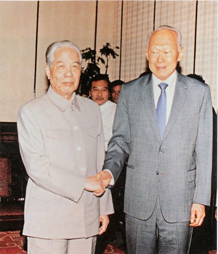 原越南共产党中央委员会总书记杜梅与世界多国领导人的资料图片 - ảnh 14