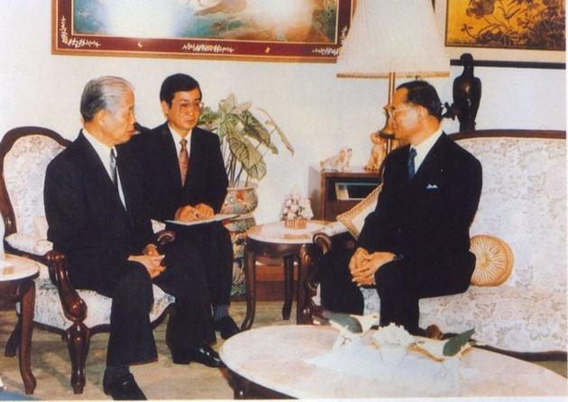 原越南共产党中央委员会总书记杜梅与世界多国领导人的资料图片 - ảnh 15