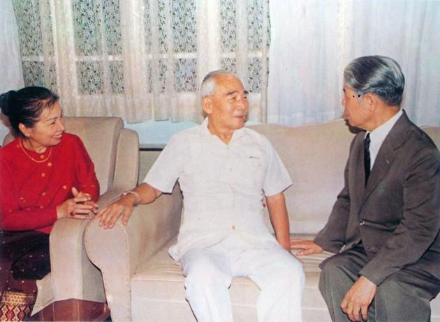 原越南共产党中央委员会总书记杜梅与世界多国领导人的资料图片 - ảnh 4