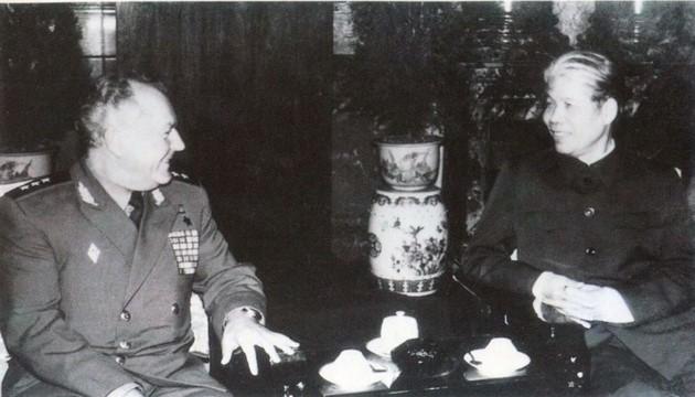 原越南共产党中央委员会总书记杜梅与世界多国领导人的资料图片 - ảnh 8