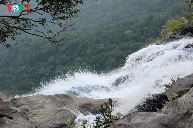 征服五湖和杜鹃瀑布的探险之旅 - ảnh 11