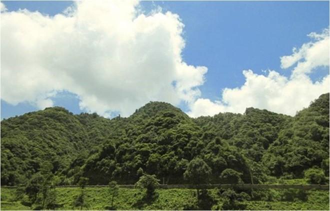 雄伟壮观的高平山水全球地质公园  - ảnh 5