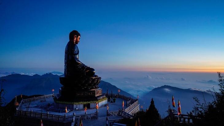 黄莲山是东南亚地区最佳旅游目的地 - ảnh 1