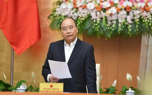 越南政府总理成立解决诉讼举报问题的工作小组 - ảnh 1