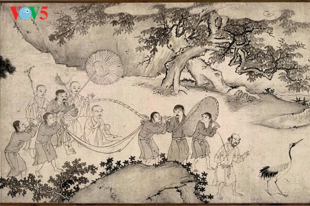 安子峰上的佛皇陈仁宗烙印 - ảnh 2