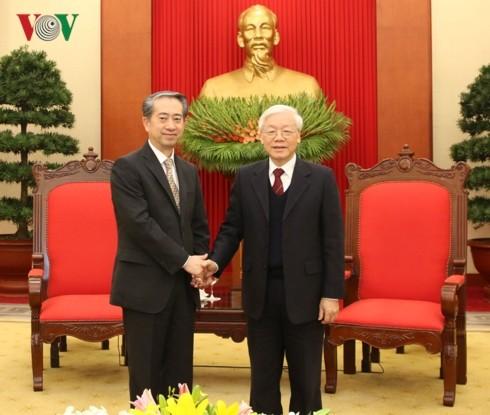 中国十分重视与越南发展友好关系 - ảnh 1