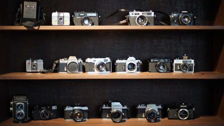 胶卷相机——青年人的怀旧乐趣 - ảnh 1