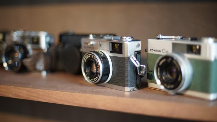 胶卷相机——青年人的怀旧乐趣 - ảnh 2
