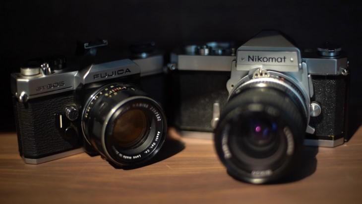 胶卷相机——青年人的怀旧乐趣 - ảnh 3