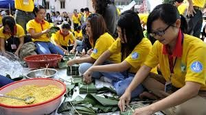 12,000 students join Spring volunteer campaign - ảnh 1