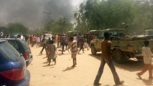 Violence continues in Nigeria - ảnh 1