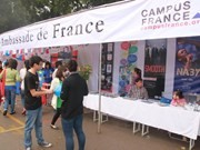 Francophone Festival of the Mekong River Delta opens - ảnh 1