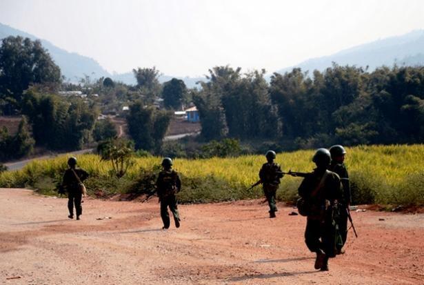 Myanmar denies bombing inside China  - ảnh 1