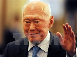 Vietnam extends condolences to Singapore over Lee Kuan Yew's death  - ảnh 1