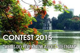 "Results of VOV's contest ""What do you know about Vietnam?"" announced - ảnh 1"