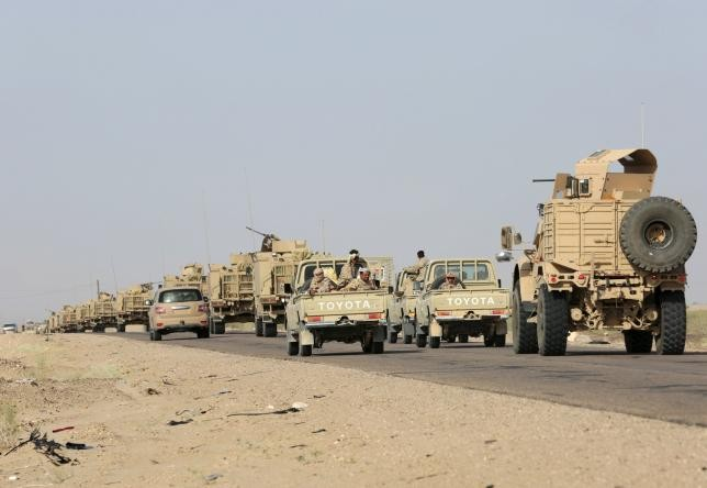 Egypt sends ground troops to Yemen war  - ảnh 1