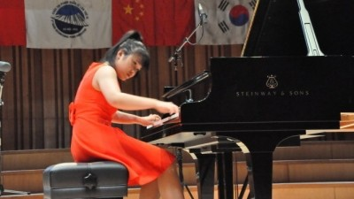 Vietnam wins big prizes at Hanoi International Piano competition - ảnh 1