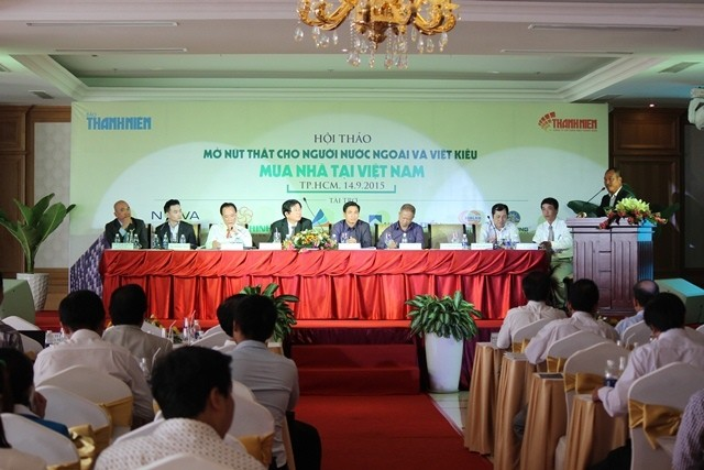Facilitating foreigners and Viet Kieu's purchasing of houses in Vietnam - ảnh 1