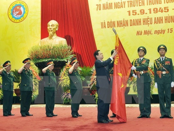 Defence industry asked to take greater part in modern army building - ảnh 1