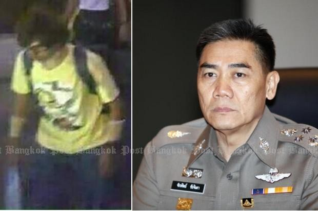 Bangkok shrine bomber may no longer in Malaysia - ảnh 1