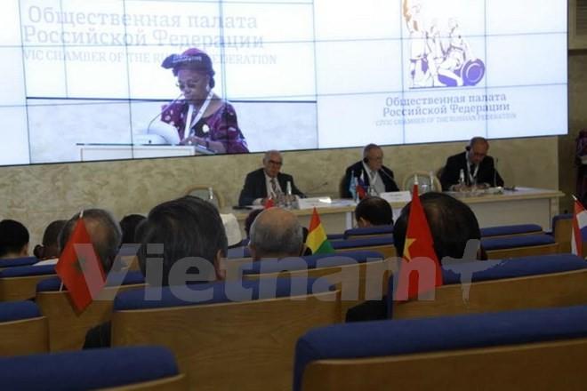 Vietnam participates in AICESIS in Russia - ảnh 2